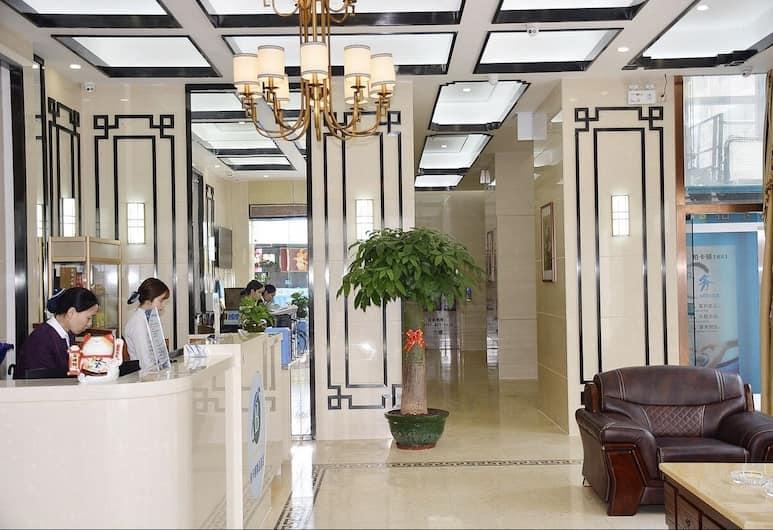 Bokadun Boutique Hotel Shenzhen Dongmen Branch, שנזן, לובי
