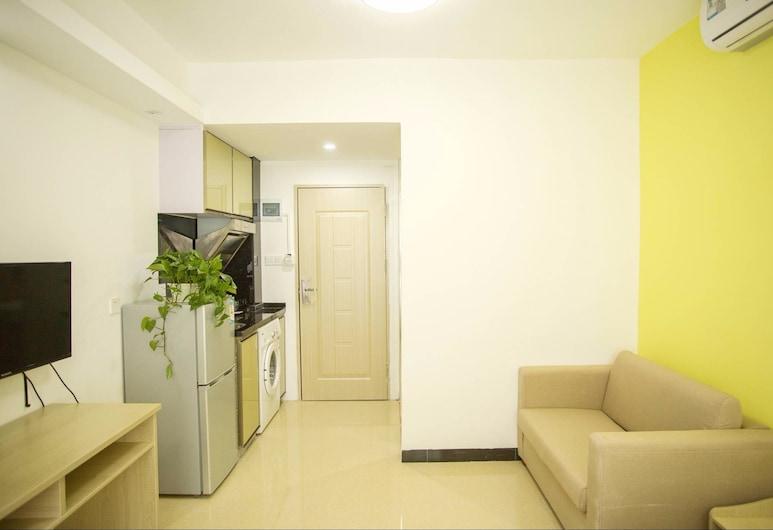 深圳她他商務公寓 (西麗店), 深圳市, 舒適雙床房, 客房
