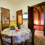 Departamento, 2 habitaciones, balcón, vista al mar (La Marina) - Sala de estar