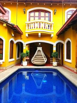 Granada bölgesindeki Casa Del Agua resmi