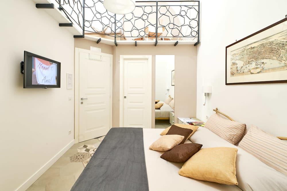 Dúplex Gallery, Varias camas, balcón - Vista de la habitación