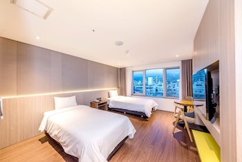Nuotrauka: The First70 Hotel, Seogwipo