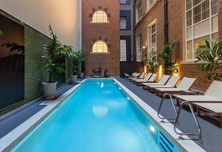 Adina Apartment Hotel Brisbane, Brisbane, Hồ bơi