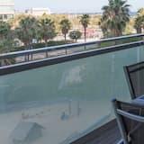 Luxury Apartment, 2 Bedrooms, Beach View, Beachfront - Terrace/Patio