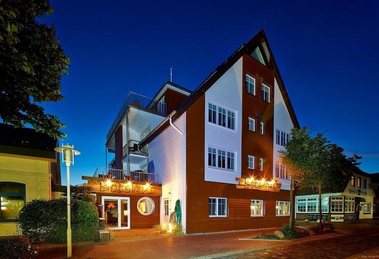 Bernstein Hotel Bootshaus, Büsum, Vistas de la habitación
