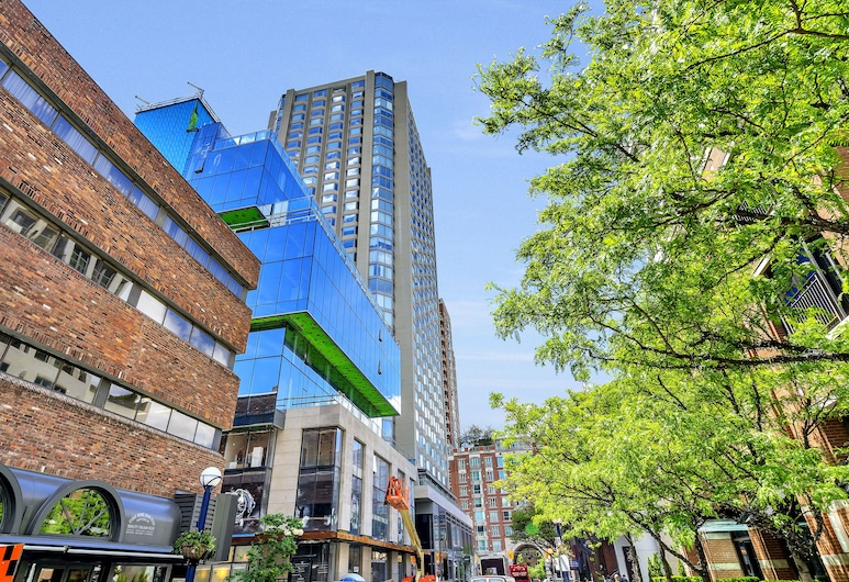 QuickStay - Enchantment in Yorkville (Yonge & Bloor), Toronto, Front of property