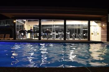在华雷斯城的梅萨鲁纳酒店 - 近美国领事馆照片