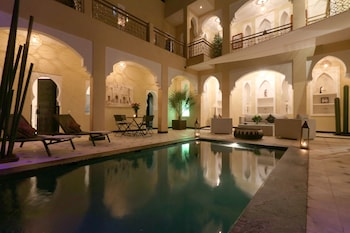 馬拉喀什里亞德法拉赫飯店的相片