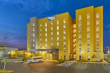 在蒂华纳的蒂华纳奥塔伊城市快捷酒店照片