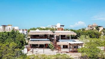 Naktsmītnes  La Casa del Alux  attēls vietā Isla Holbox
