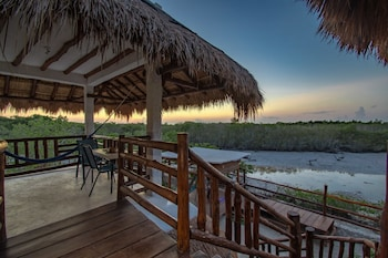 Bild vom  La Casa del Alux by GuruHotel auf der Isla Holbox