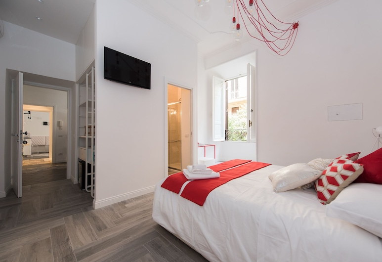 Tirso SessantOtto Boutique Rooms, Roma, Camera Standard, Camera