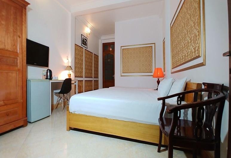 Do Hotel, Hanojus, Liukso klasės kambarys (1 dvigulė / 2 viengulės lovos), Svečių kambarys