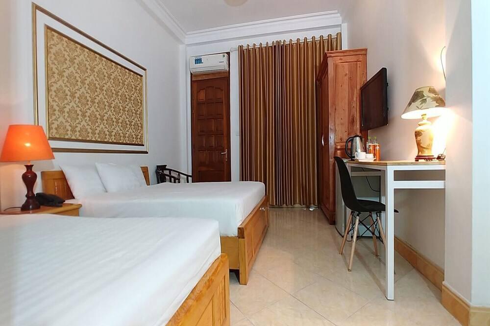 Deluxe-Doppel- oder -Zweibettzimmer - Zimmer