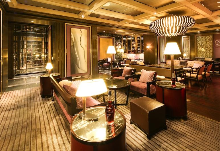 南京雨潤涵月樓酒店, 南京市, 酒店酒廊