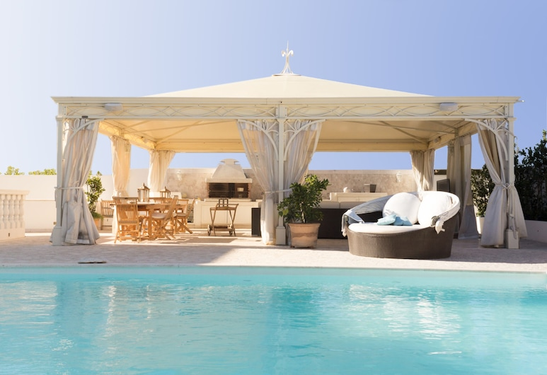 White House Luxury Hospitality, Olbia, Außenbereich