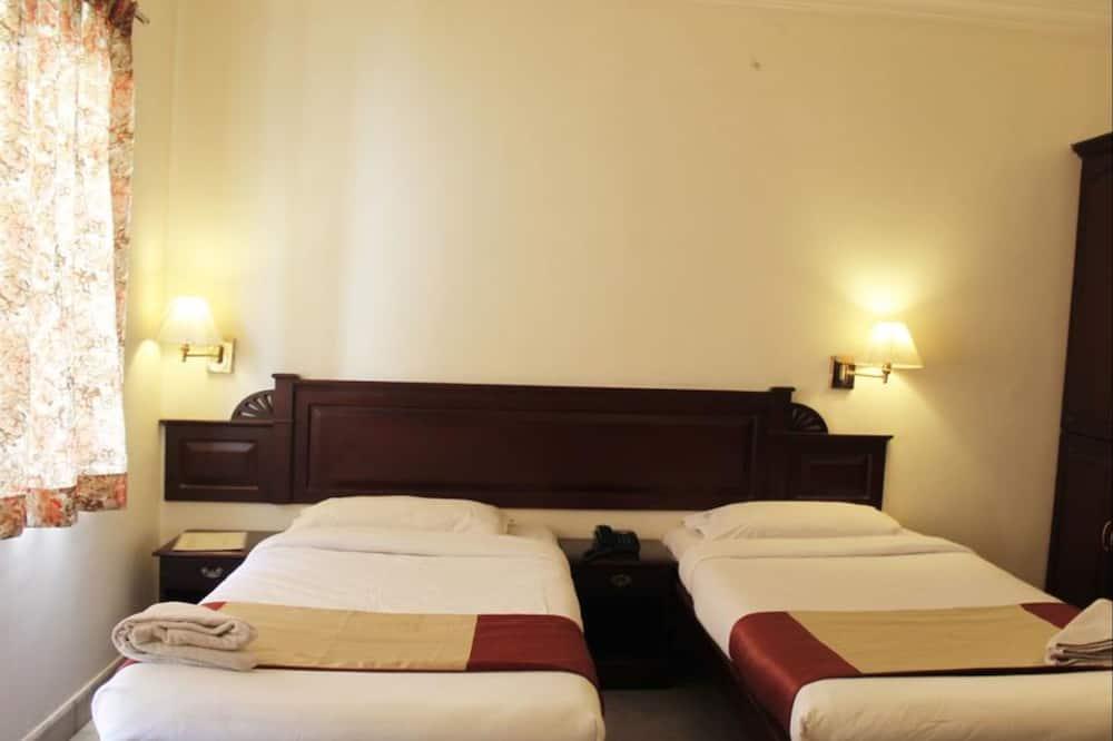 經濟客房, 1 張標準雙人床, 城市景 - 客房
