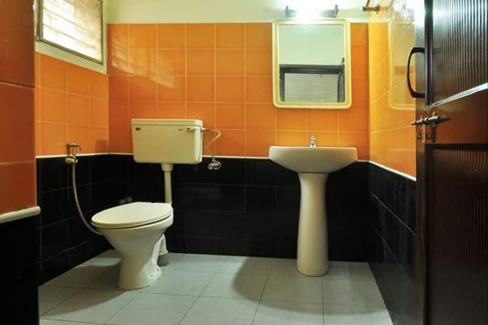 豪華雙人房, 1 張特大雙人床, 城市景 - 浴室