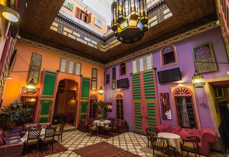 Riad Haj Palace, Fes