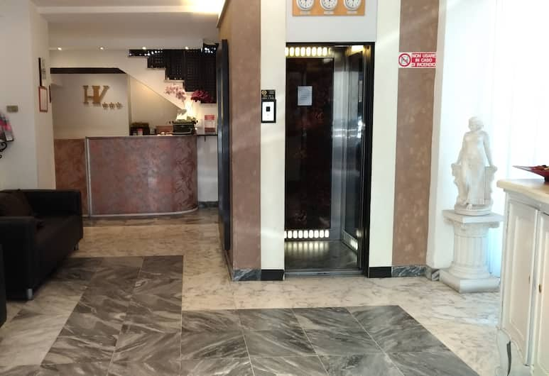 Hotel Victoria, Florenz