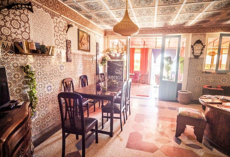 Hotel Jimi Hendrix, เอสเซาอิรา, ล็อบบี้เลาจน์