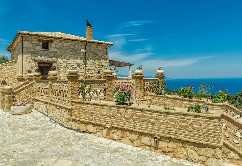 Villa Poseidon, Закинф, Территория отеля