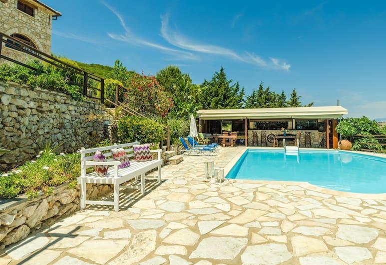 Villa Poseidon, Zante