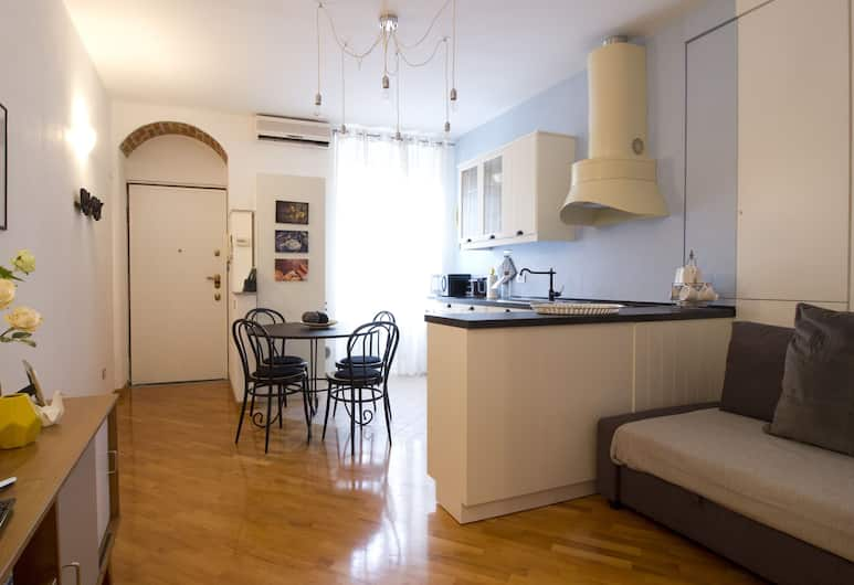 Italianway   - Lambro, Milan, Apartemen, 1 kamar tidur, Area Keluarga
