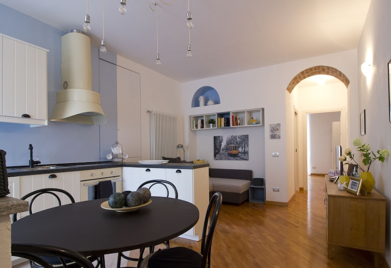 Italianway   - Lambro, Μιλάνο, Διαμέρισμα, 1 Υπνοδωμάτιο, Περιοχή καθιστικού