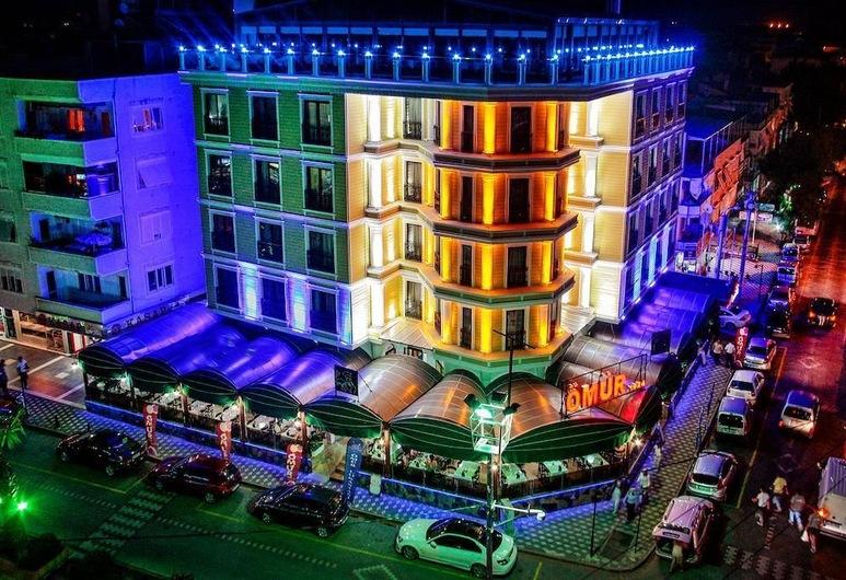 Omur Hotel, אדרמיט, אזור חיצוני