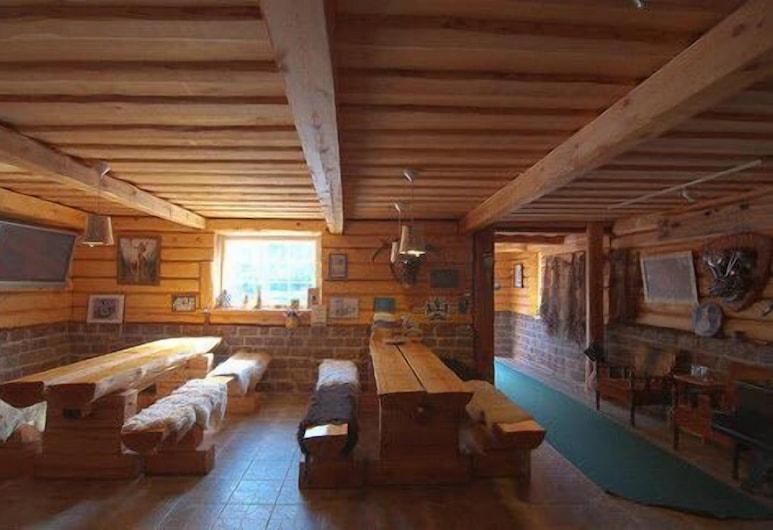 Viking Motel, Hanko, Hotelli interjöör