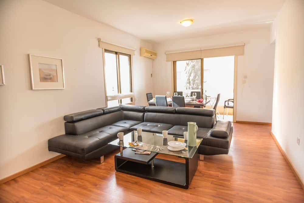 Apartament, 2 sypialnie (Napa Dreams 4) - Salon