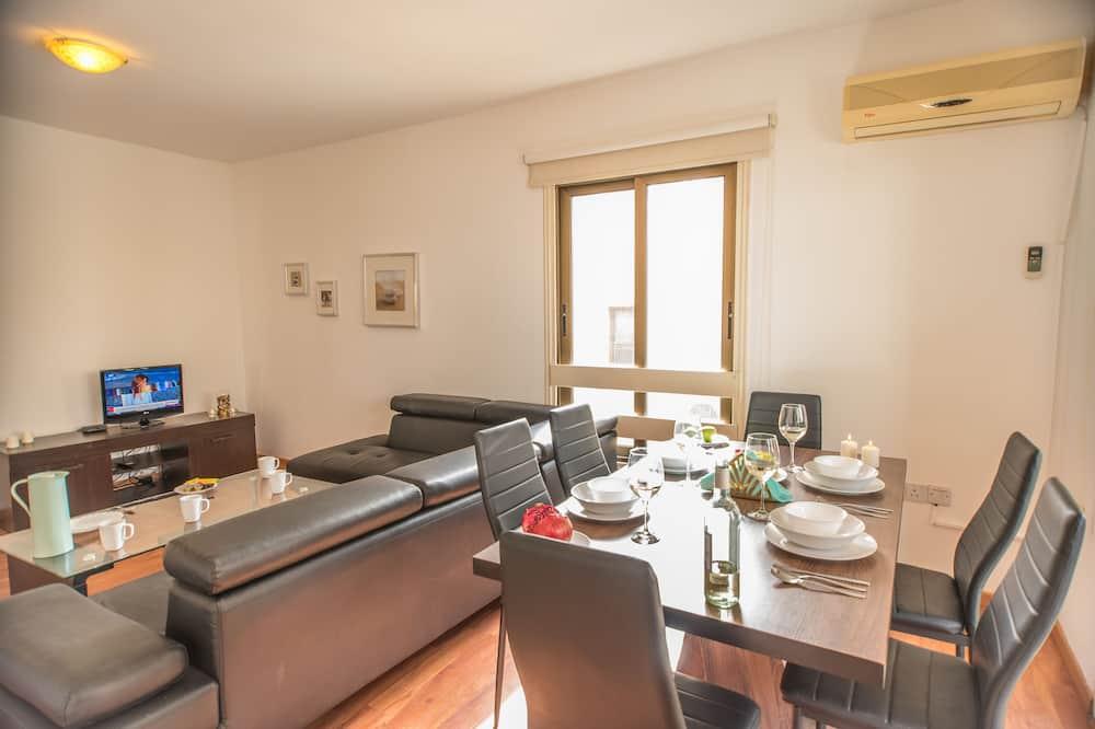 Apartament, 2 sypialnie (Napa Dreams 4) - Powierzchnia mieszkalna