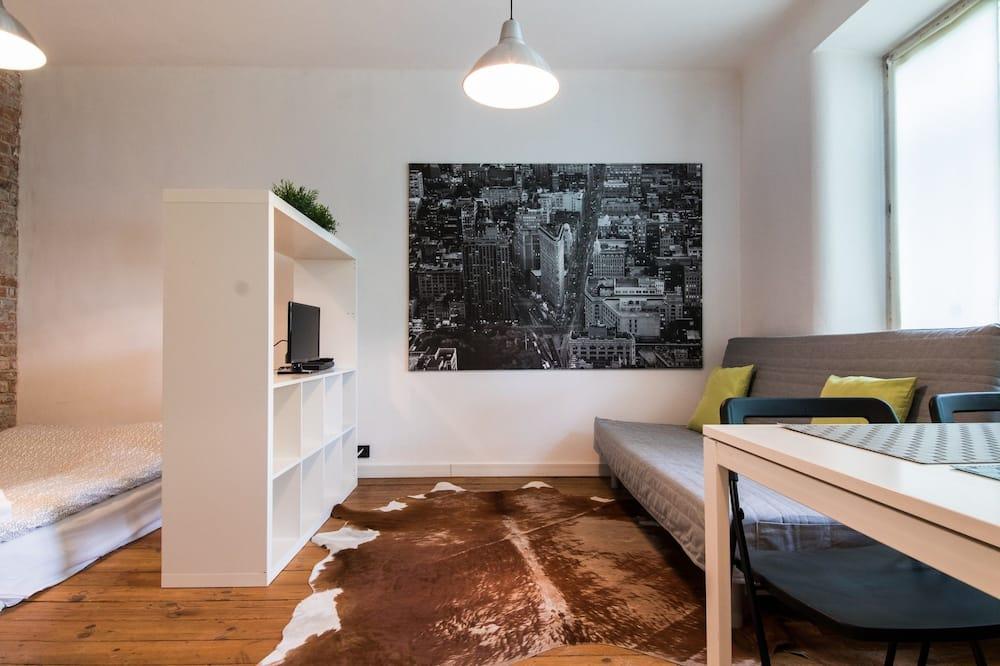 時尚開放式客房, 1 張標準雙人床和 1 張沙發床 - 特色相片