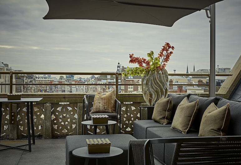 Hotel TwentySeven, Amsterdam, Grand Terrace Suite, Terrasse/patio