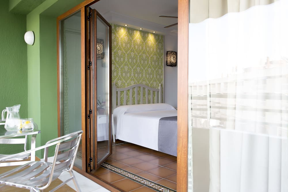 Superior Double Room, Terrace - Balkoni