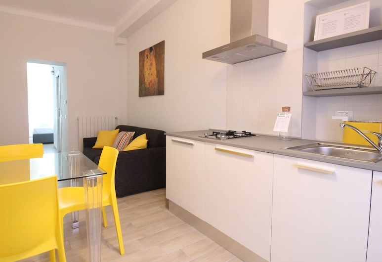 Italianway   - Riva di Trento, Milan, Apartment, 1 Bedroom, In-Room Dining