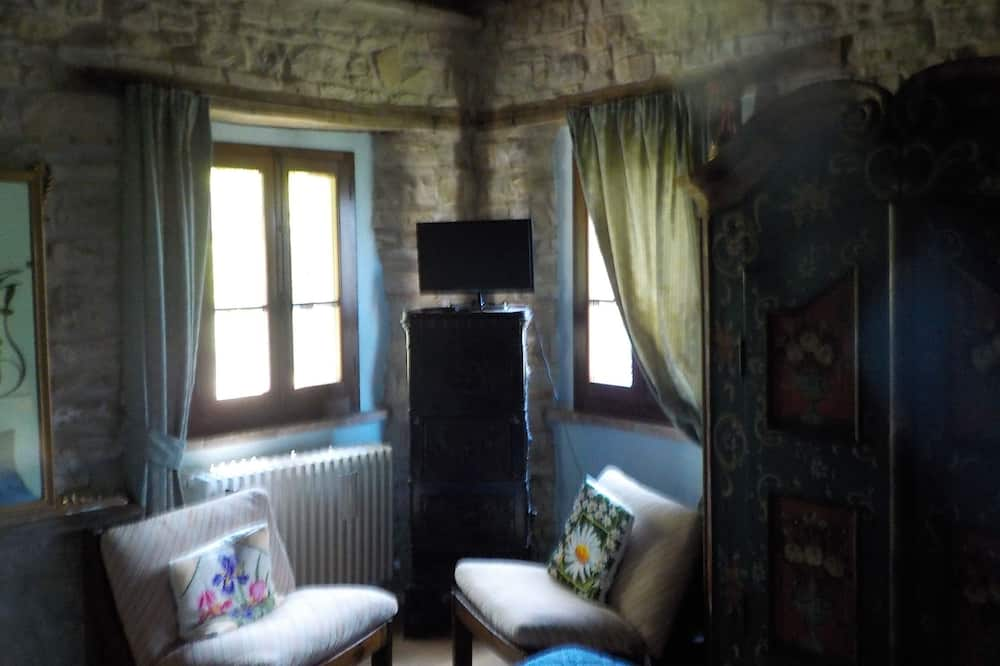 Comfort Double Room - Living Area