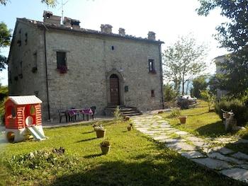 Maiolo bölgesindeki B&B Prato dei Caprioli resmi