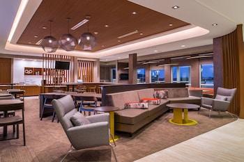 Greensboro bölgesindeki SpringHill Suites by Marriott Greensboro Airport resmi
