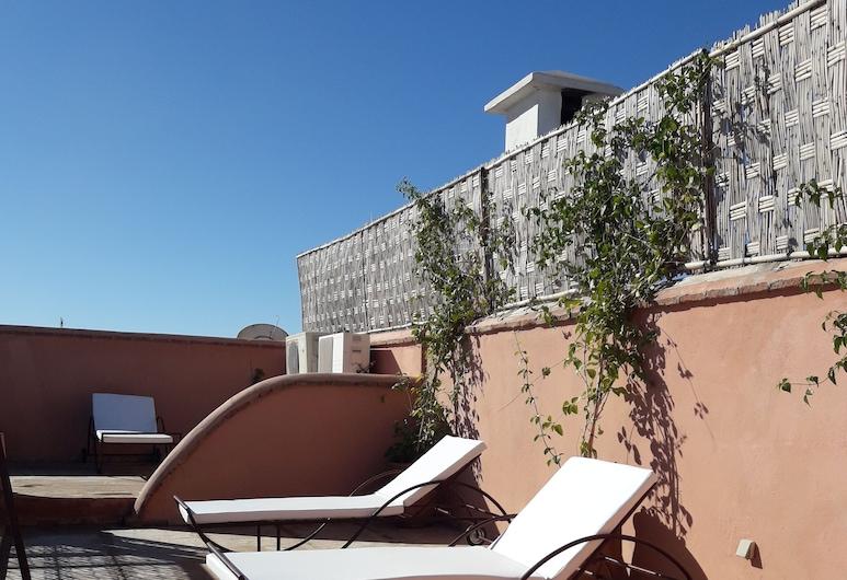Riad Safia, Marrakech, Teras/Patio