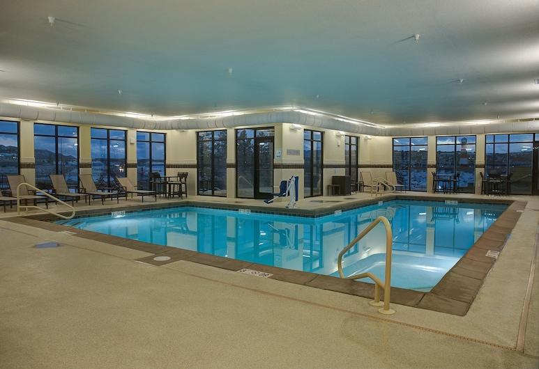 Courtyard Cedar City Marriott, Cedar City, Indoor Pool