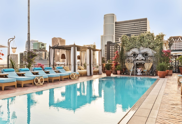 The NoMad Hotel Los Angeles, Los Angeles, Piscina all'aperto