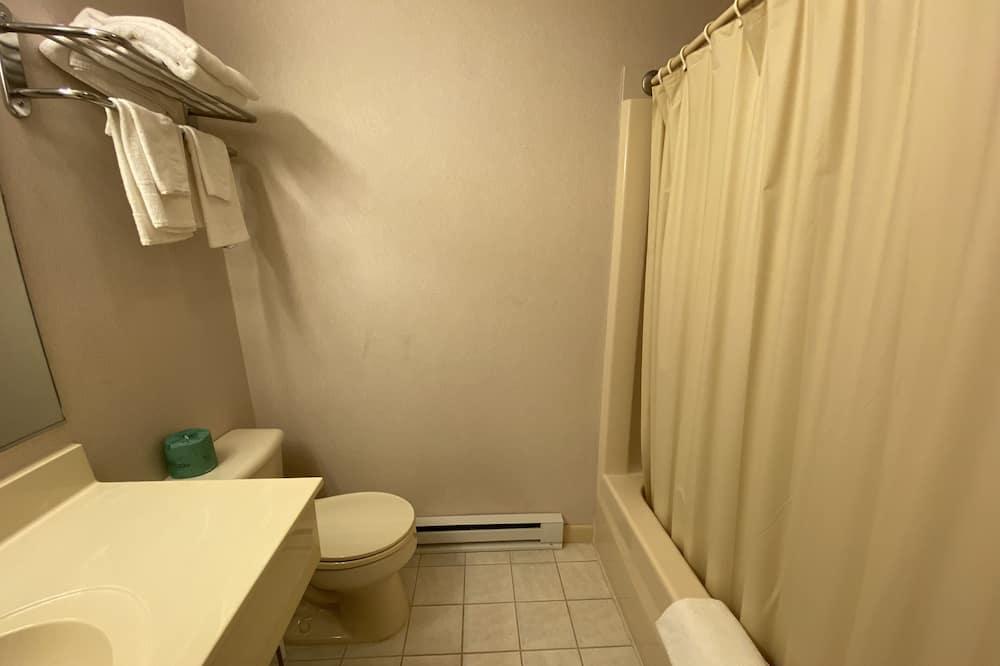 Deluxe Room, 2 Katil Kelamin (Double) - Bilik mandi