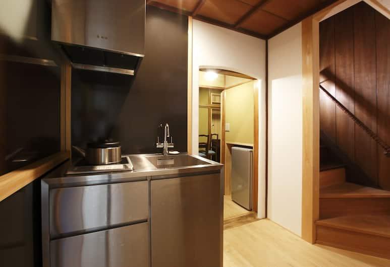 清水寺亭秋葉庵飯店, Kyoto, 獨棟房屋 (Momiji-an), 私人小型廚房