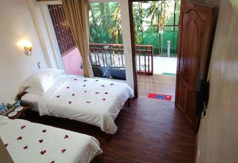 Kyaw Ngapali Lodge, Ngapali, Номер «Superior» (1 двоспальне або 2 односпальних ліжка), Номер