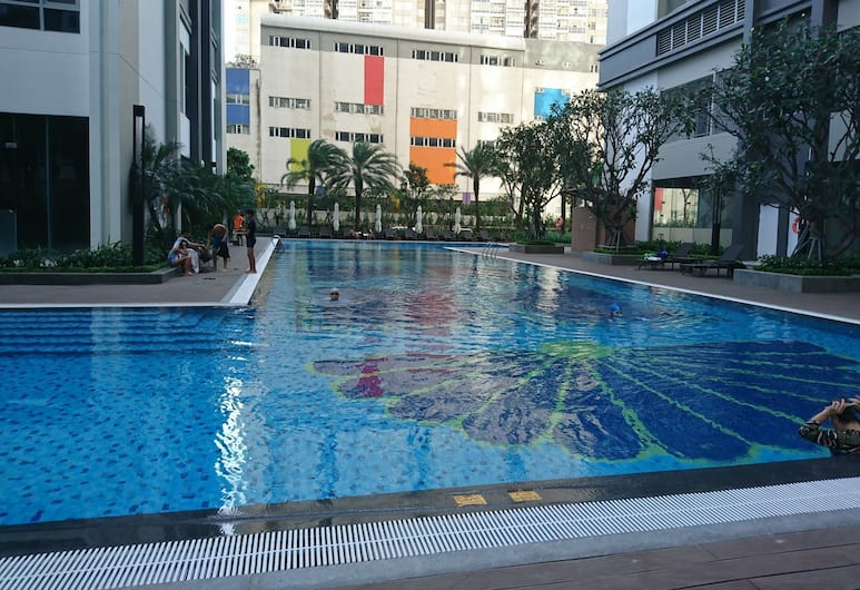 Smiley Apartment 14, Ho Chi Minh City, Outdoor Pool