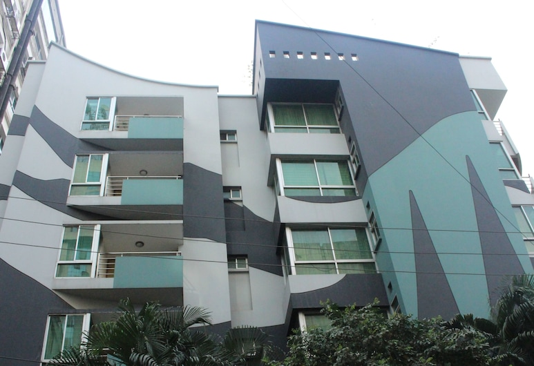 Rafflesia Serviced Apartments, Dhaka, Front of property