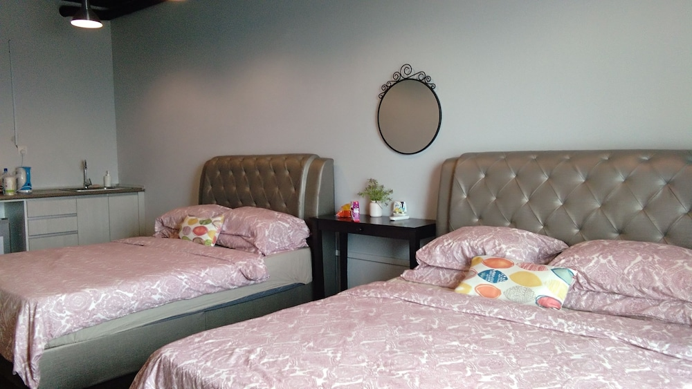 I City Seksyen 7 Guesthouse ByKA Shah Alam Guest Room