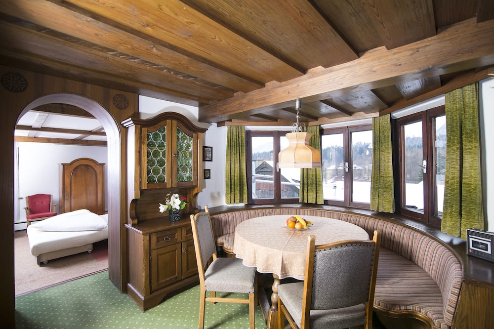 Apartment (Maridl) - In-Room Dining